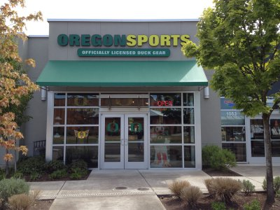 info for 18ebb 8d166 Oregon Sports Valley River Station Store Location